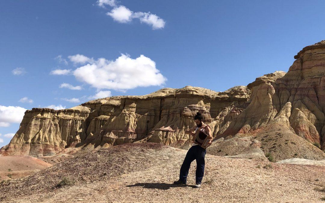"""Stelutis Alpinis"" risuona in Mongolia"