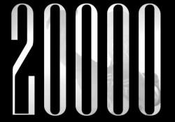20000 visitatori!