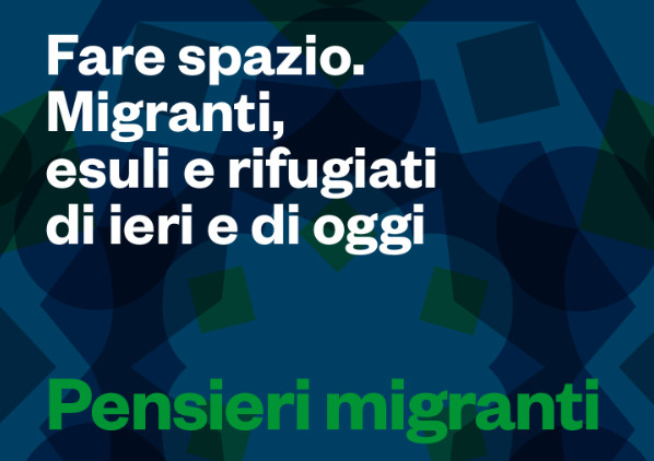 Pensieri migranti: contraddizioni e fraintendimenti.