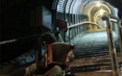 Fisarmonica sola, in sotterranea assenza di luce